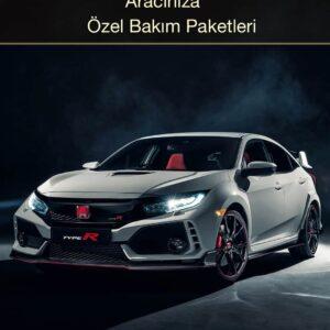 Honda bakım kampanyası manisa